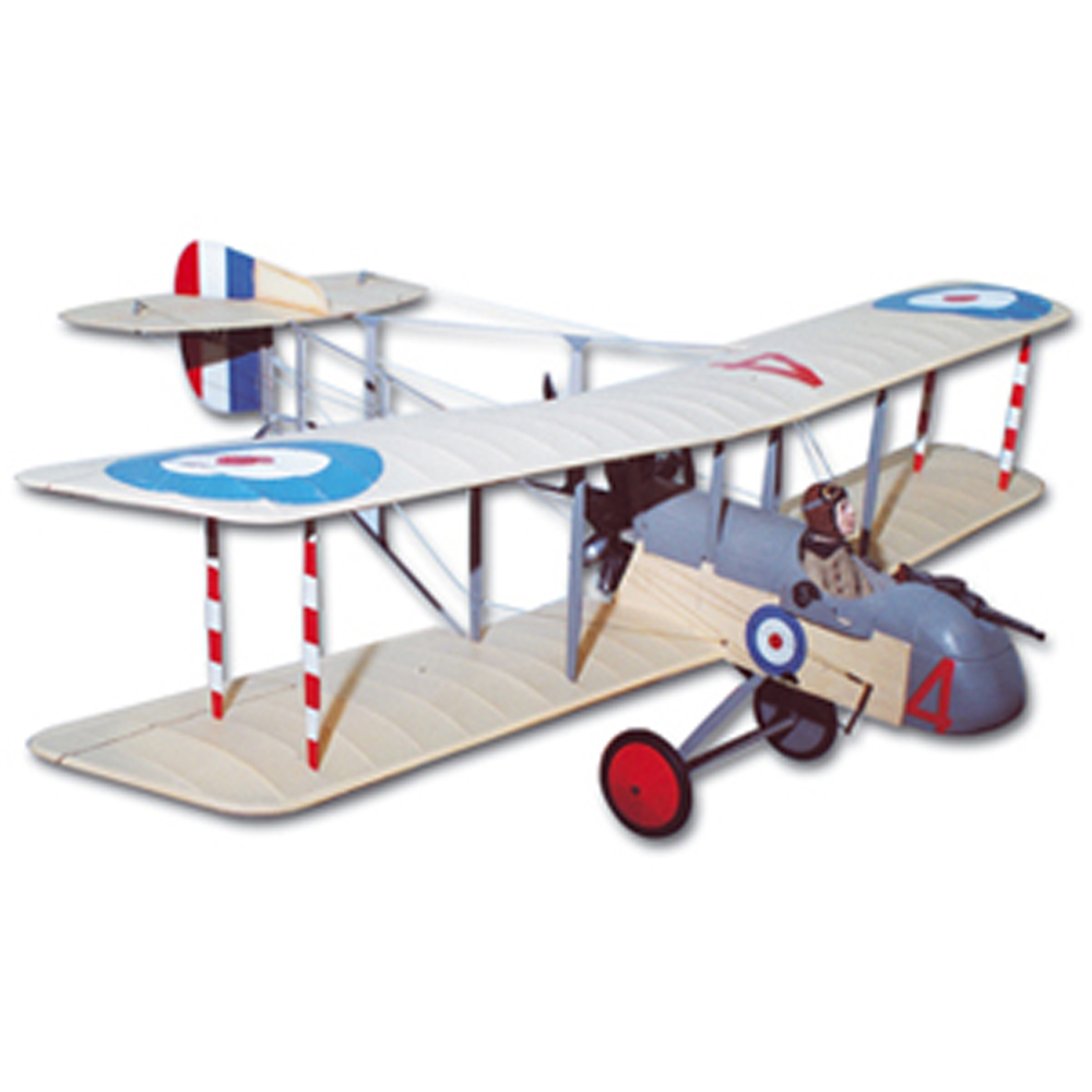 Airco DH 2 Plans http://flyingscalemodels.com/store/products/airco-dh2-plan/