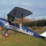 De Havilland DH-82a-Tiger-